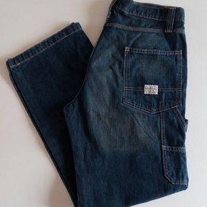 Vintage signature Levi's carpenter jeans